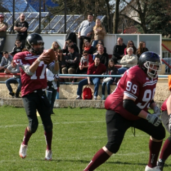 Miskolc Steelers vs Tata Mustangs 14-21